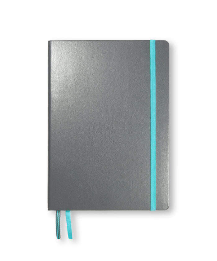 A5 Anthracite and Blue Leuchtturm1917 bicolour notebook
