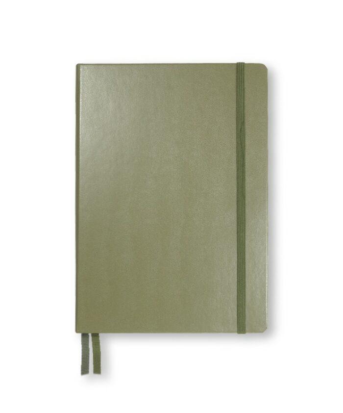 A5 Army Leuchtturm1917 hardback notebook