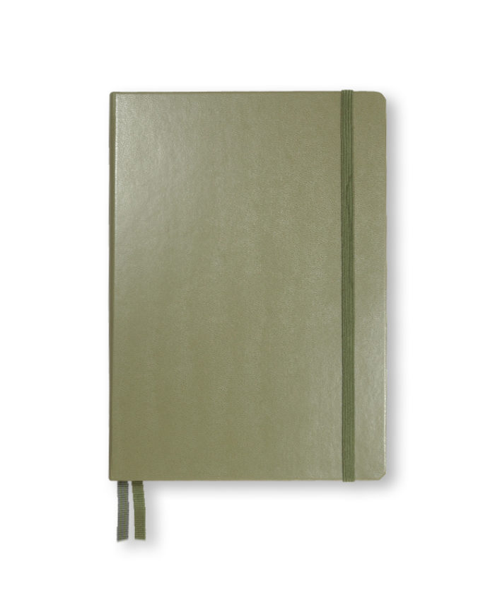 A5 Army LEUCHTTURM1917 weekly planner & notebook