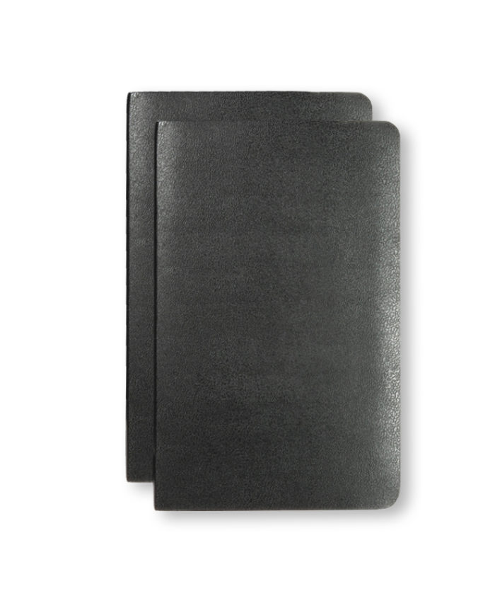 A5 Black Moleskine Pocket Volant