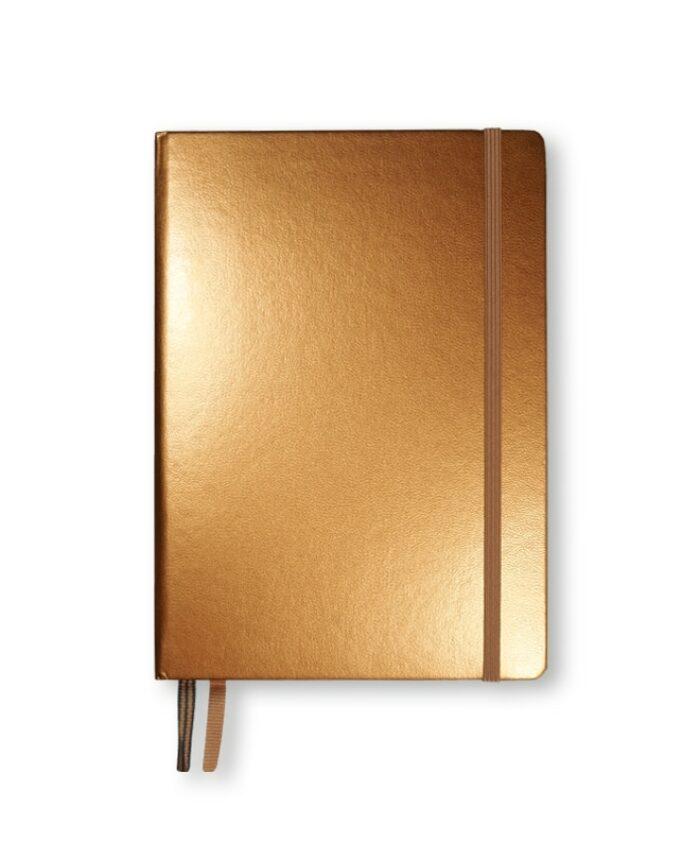 A5 Copper Leuchtturm1917 Metallic Notebook