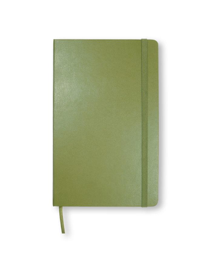 Moleskine Elm Green weekly diary