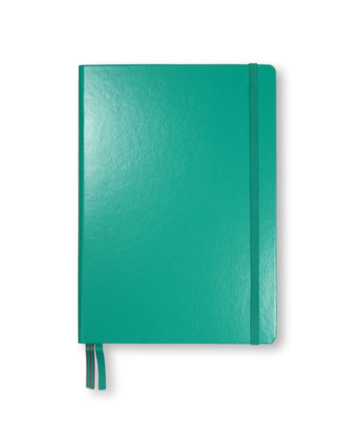 A5 Emerald LEUCHTTURM1917 weekly planner & notebook
