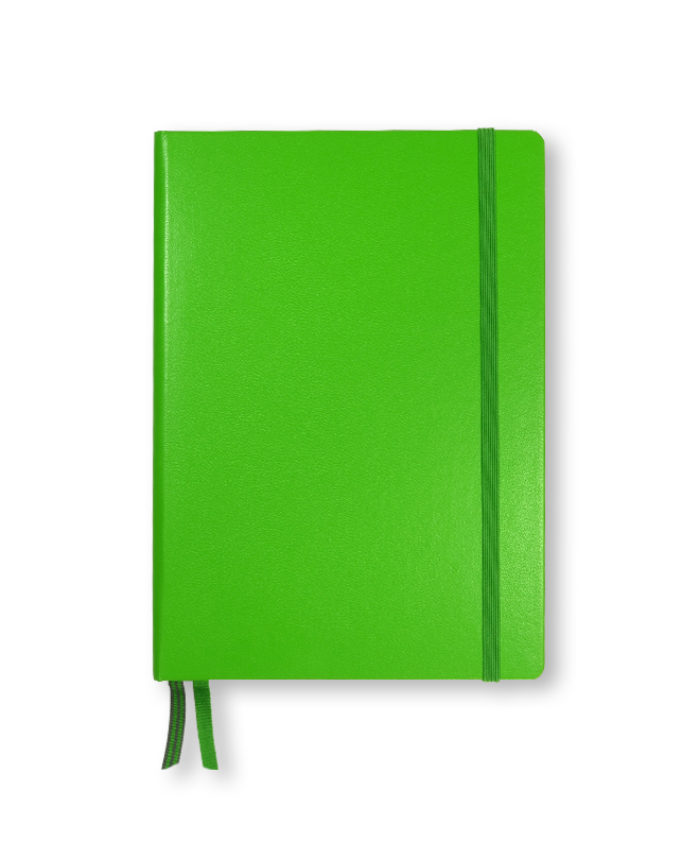 A5 Fresh Green Leuchtturm1917 hardback notebook