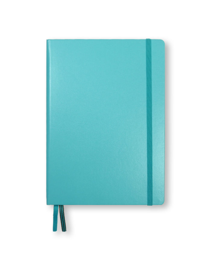 A5 Ice Blue Leuchtturm1917 hardback notebook