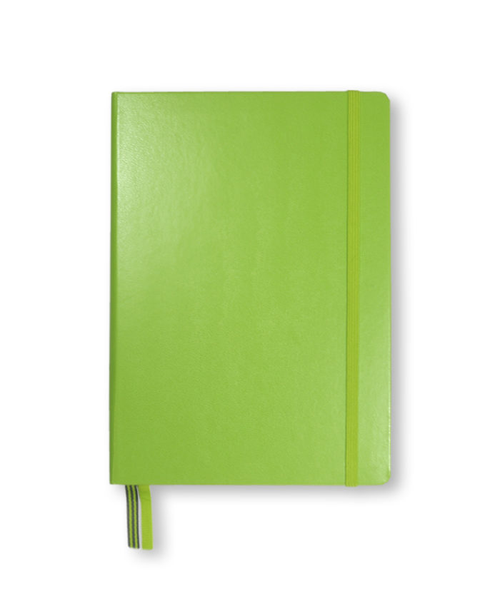 A5 Lime LEUCHTTURM1917 weekly planner & notebook
