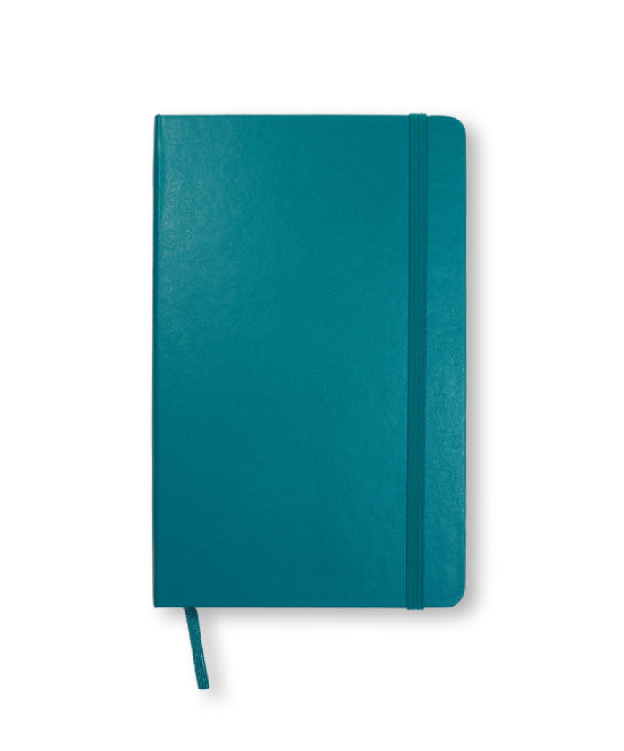 Moleskine Magnetic Green weekly diary