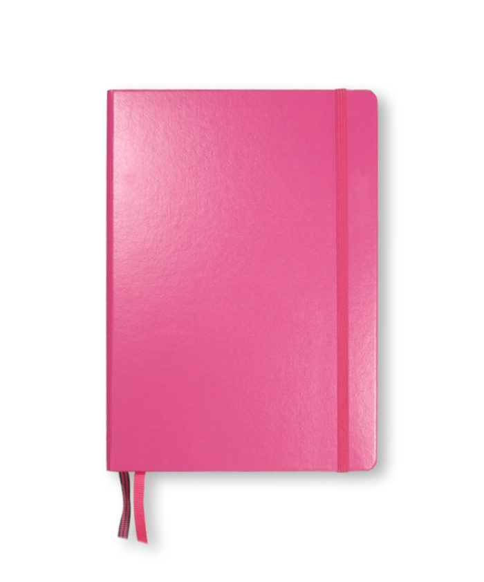 A5 New Pink Leuchtturm1917 hardback notebook