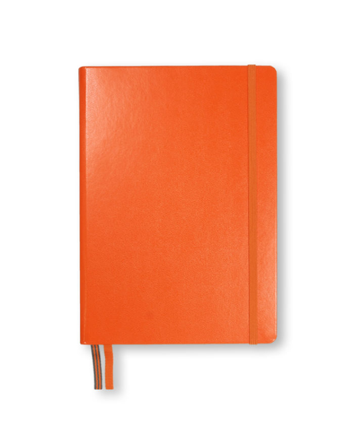 A5 Orange Leuchtturm1917 hardback notebook