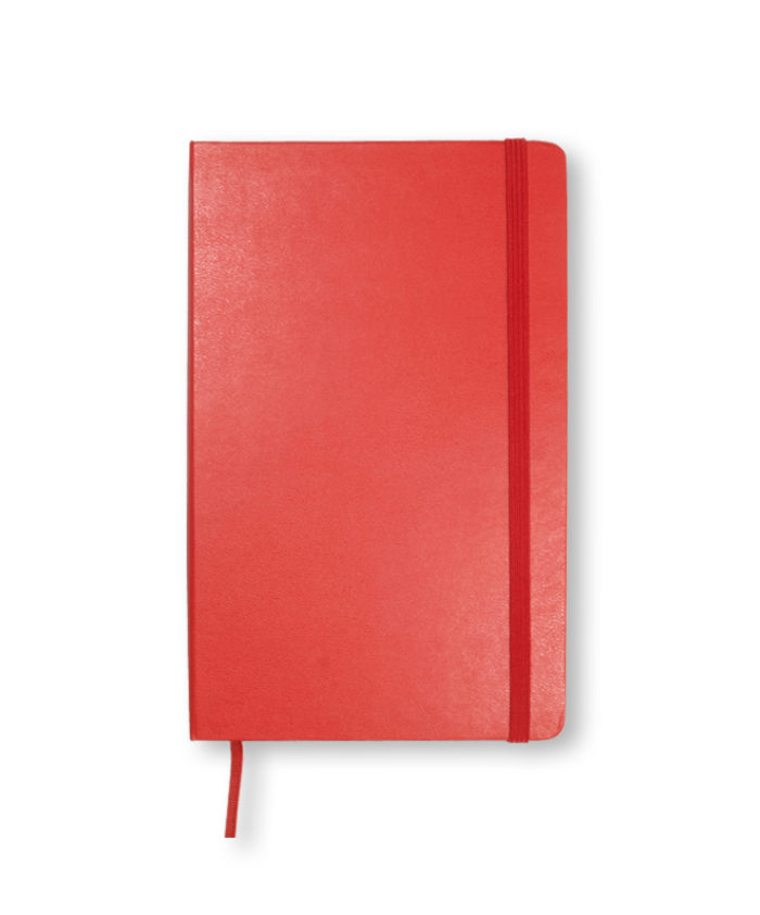Moleskine Red weekly diary