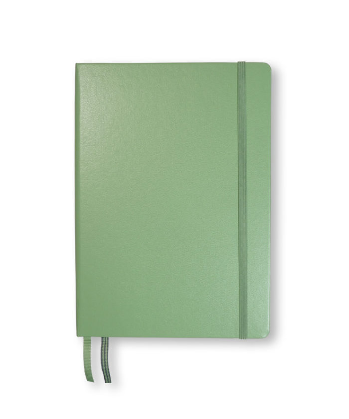 A5 Sage Leuchtturm1917 hardback notebook