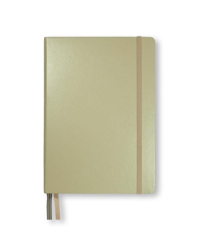 A5 Sand Leuchtturm1917 hardback notebook