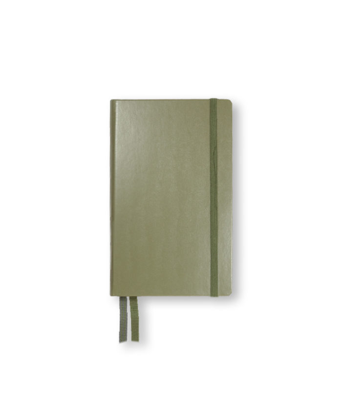 A6 Army Leuchtturm1917 pocket notebook