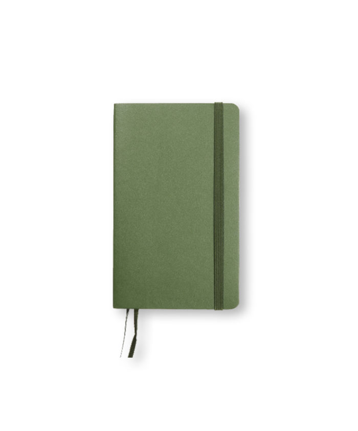A6 Army Leuchtturm1917 softcover pocket notebook