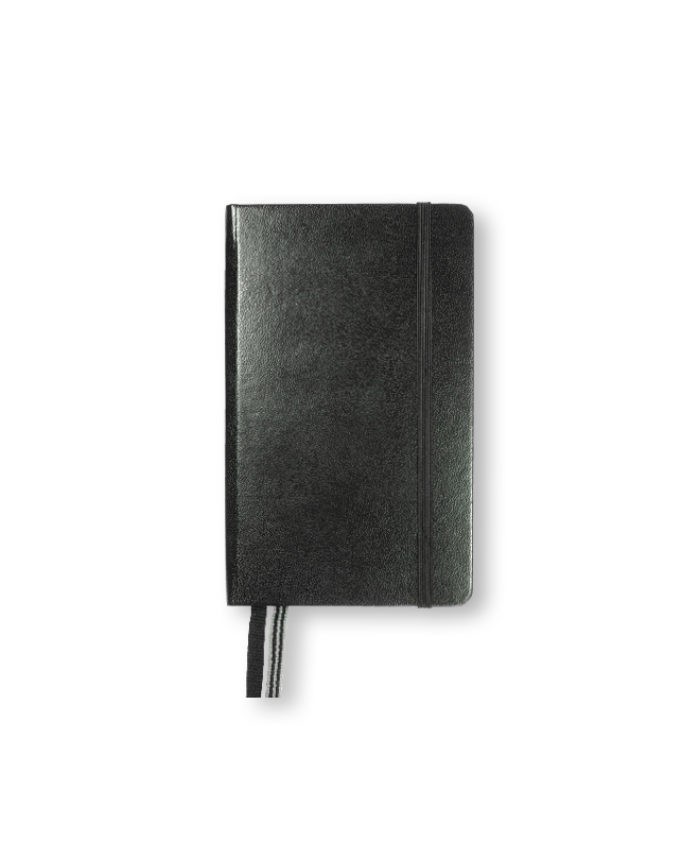 A6 Black Leuchtturm1917 weekly planner & notebook