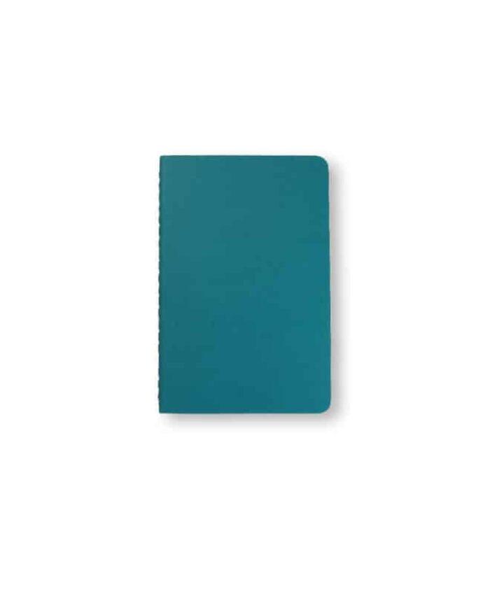 A6 Brisk Blue Moleskine pocket cahier