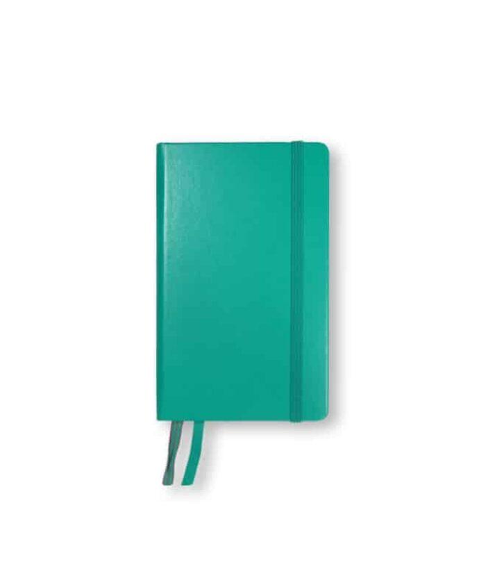 A6 Emerald Leuchtturm hardback daily diary