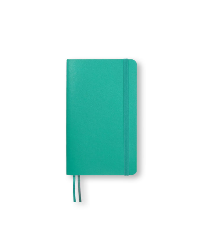 A6 Emerald Leuchtturm1917 softcover pocket notebook