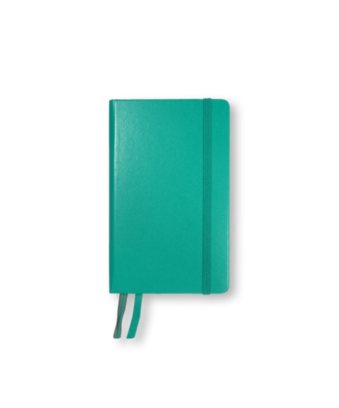 A6 Emerald Leuchtturm1917 weekly planner & notebook