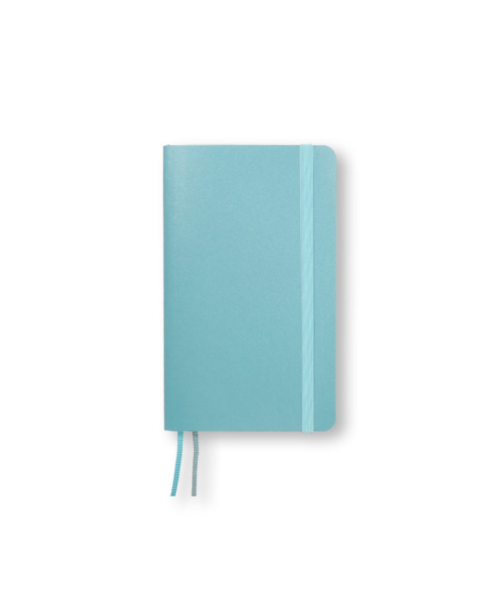 A6 Ice Blue Leuchtturm1917 softcover pocket notebook