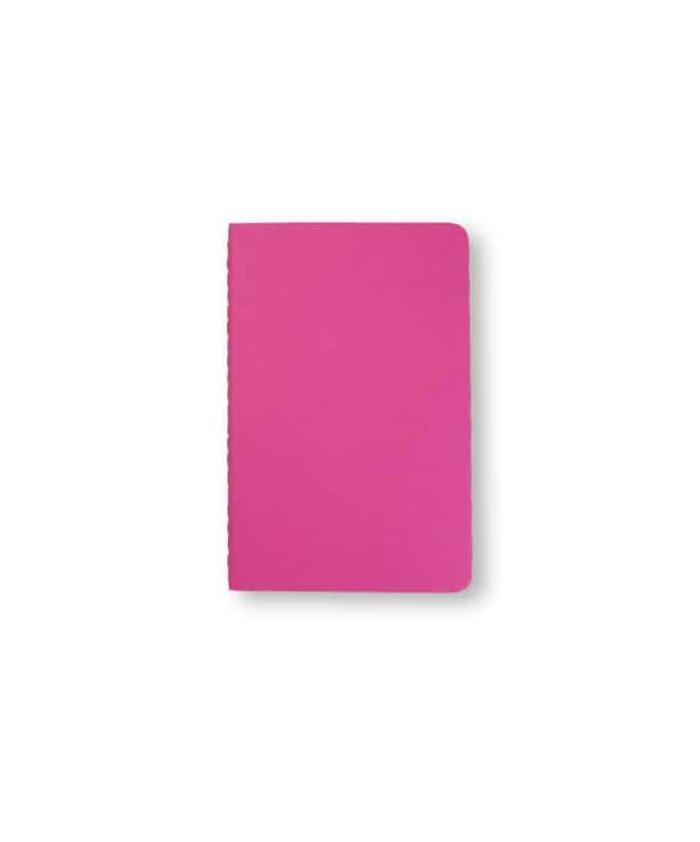 A6 Kinetic Pink Moleskine pocket cahier