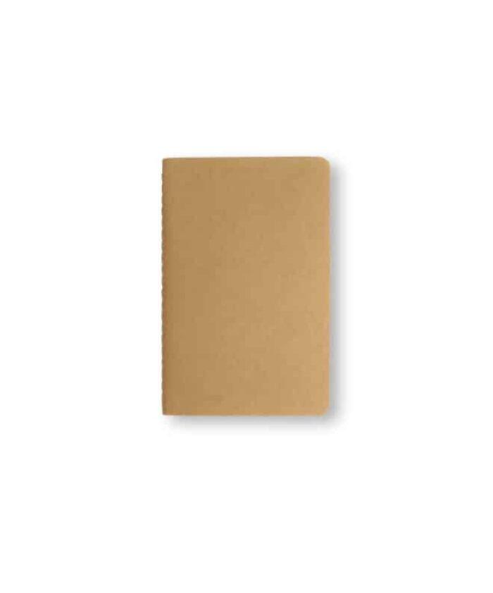 A6 Kraft Moleskine pocket cahier