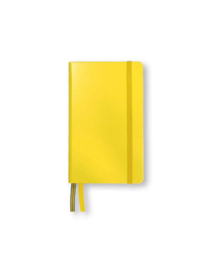 A6 Lemon Leuchtturm1917 pocket notebook
