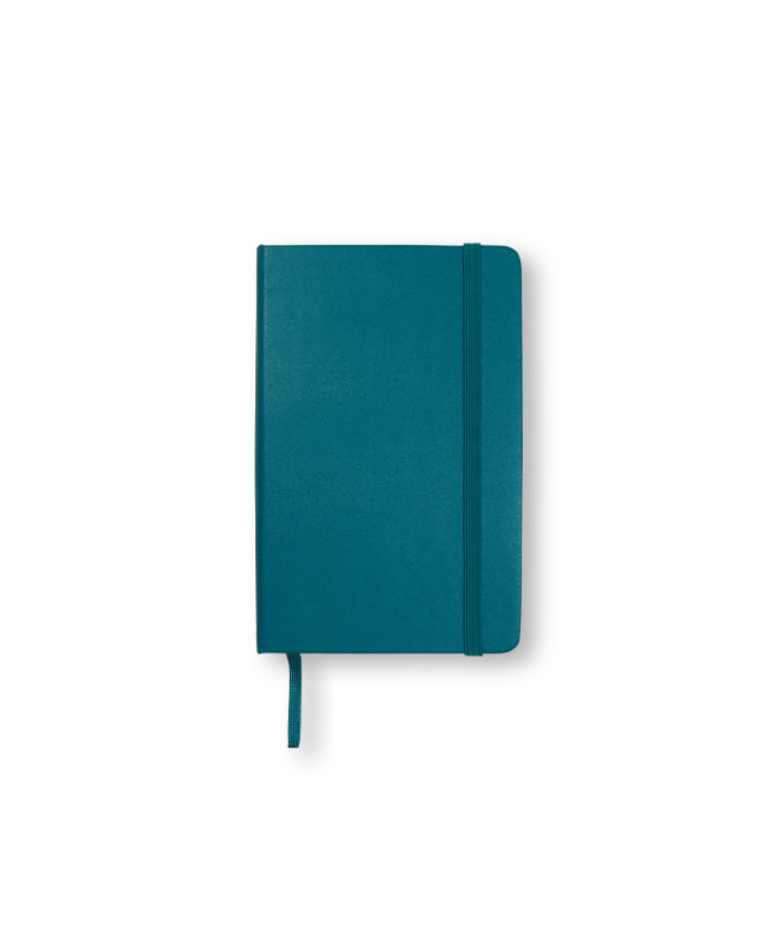 Pocket Magnetic Green Moleskine Weekly Diary Planner Hardcover