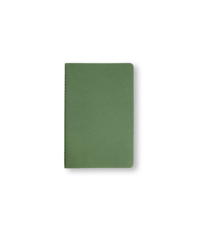 A6 Myrtle Green Moleskine pocket cahier