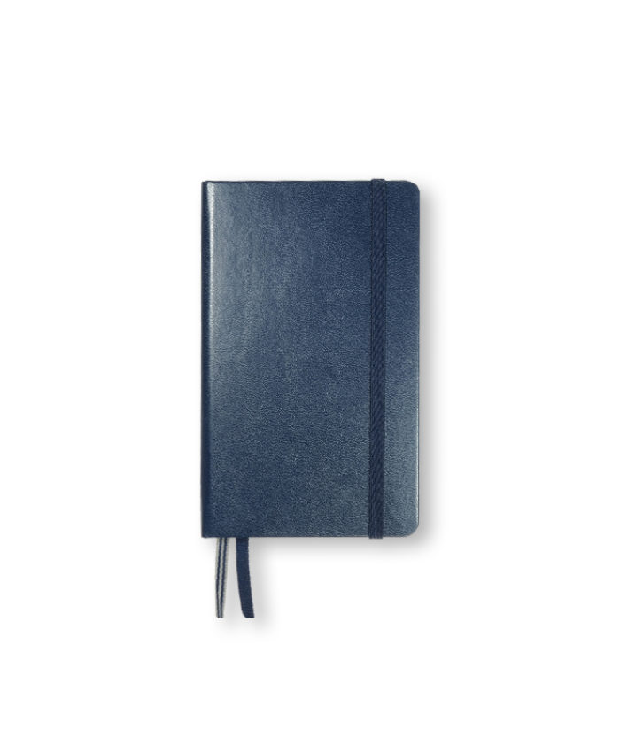 A6 Navy Leuchtturm hardback daily diary