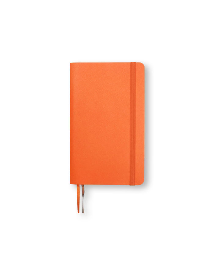 A6 Orange Leuchtturm1917 softcover pocket notebook