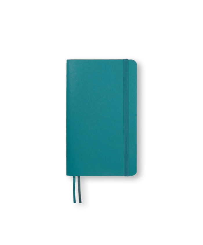 A6 Pacific Green Leuchtturm1917 softcover pocket notebook