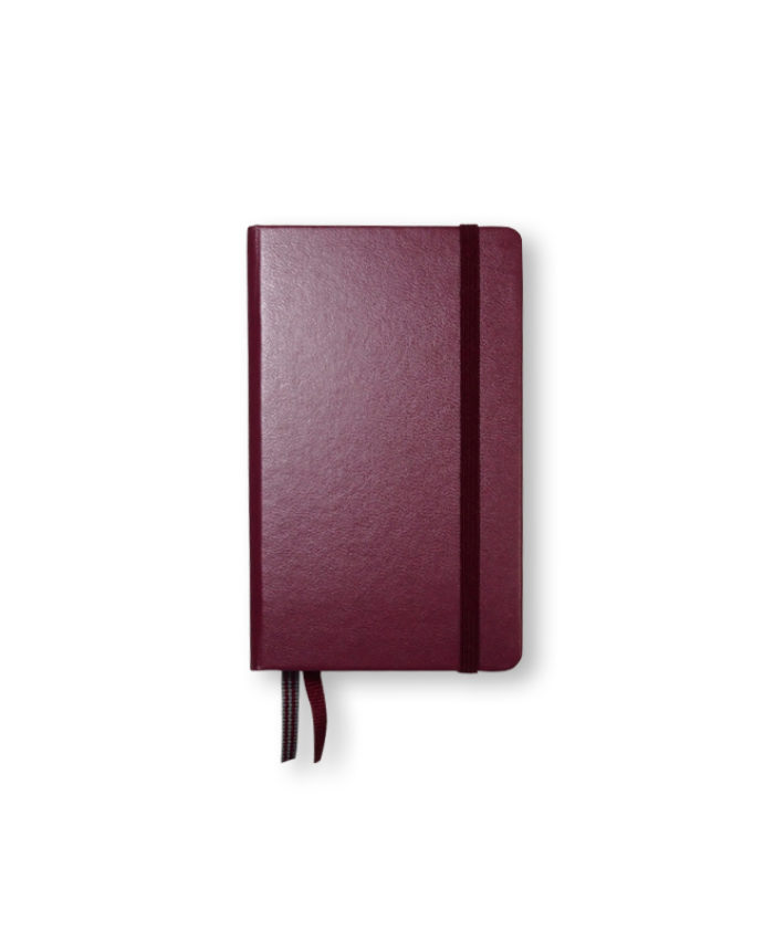 A6 Port Red Leuchtturm1917 pocket notebook