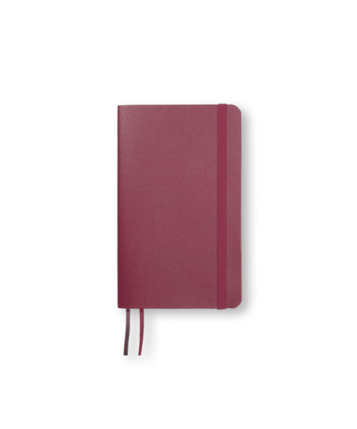 A6 Port Red Leuchtturm1917 softcover pocket notebook