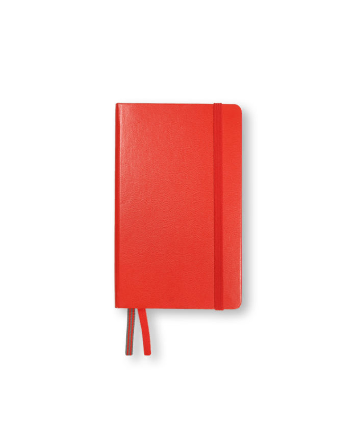 A6 Red Leuchtturm1917 weekly planner & notebook