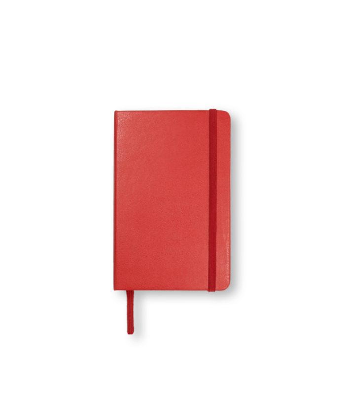 Pocket Red Moleskine Weekly Diary Planner Hardcover