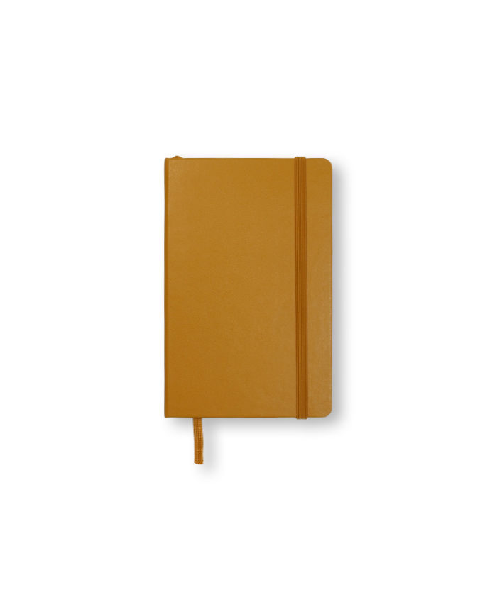 Pocket Ripe Yellow Moleskine Weekly Diary Planner Hardcover