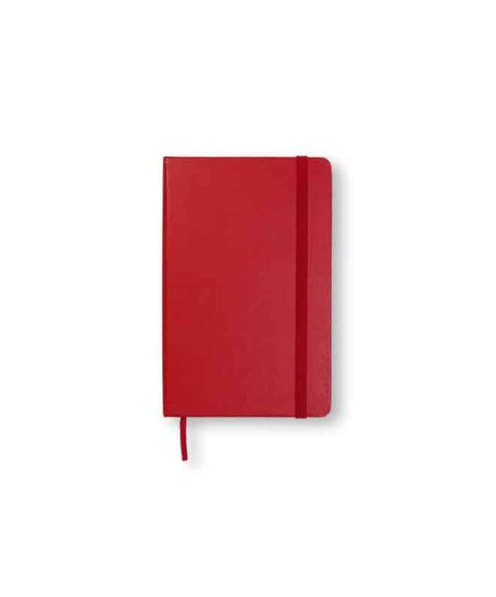 Pocket Scarlet Red Moleskine Weekly Diary Planner Hardcover