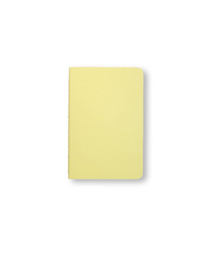 A6 Tender Yellow Moleskine pocket cahier