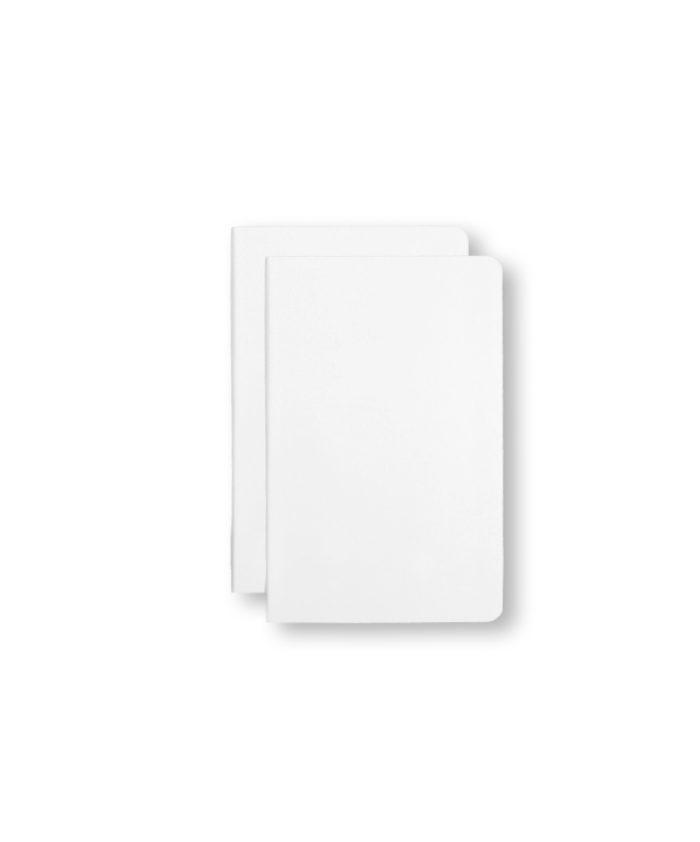 A6 White Moleskine Pocket Volant