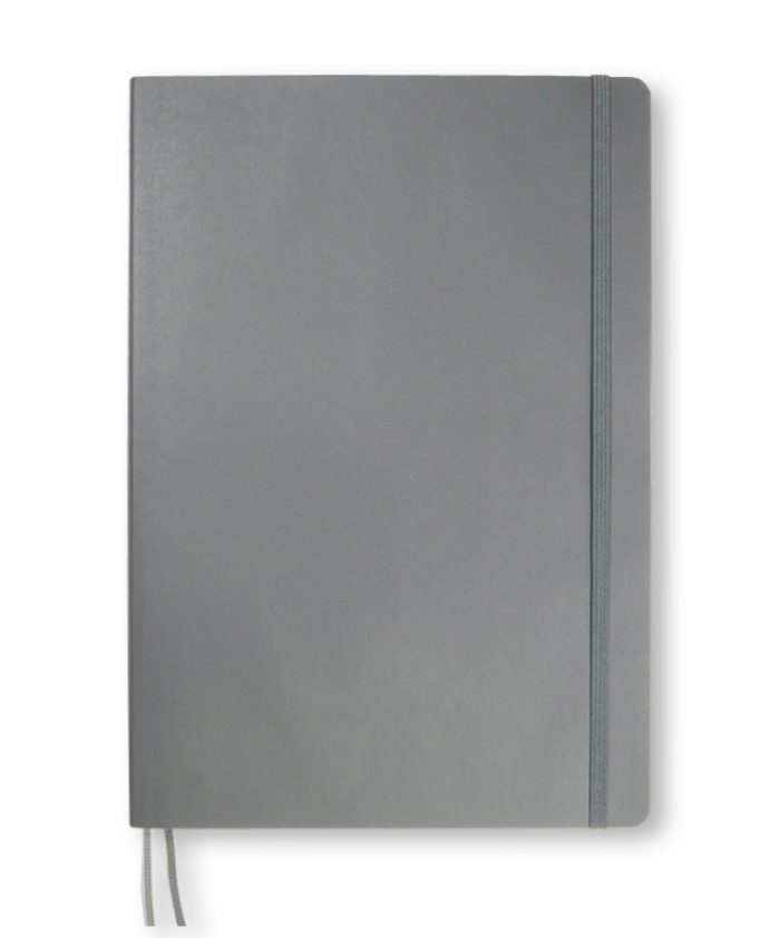 B5 Anthracite Leuchtturm1917 softcover notebook