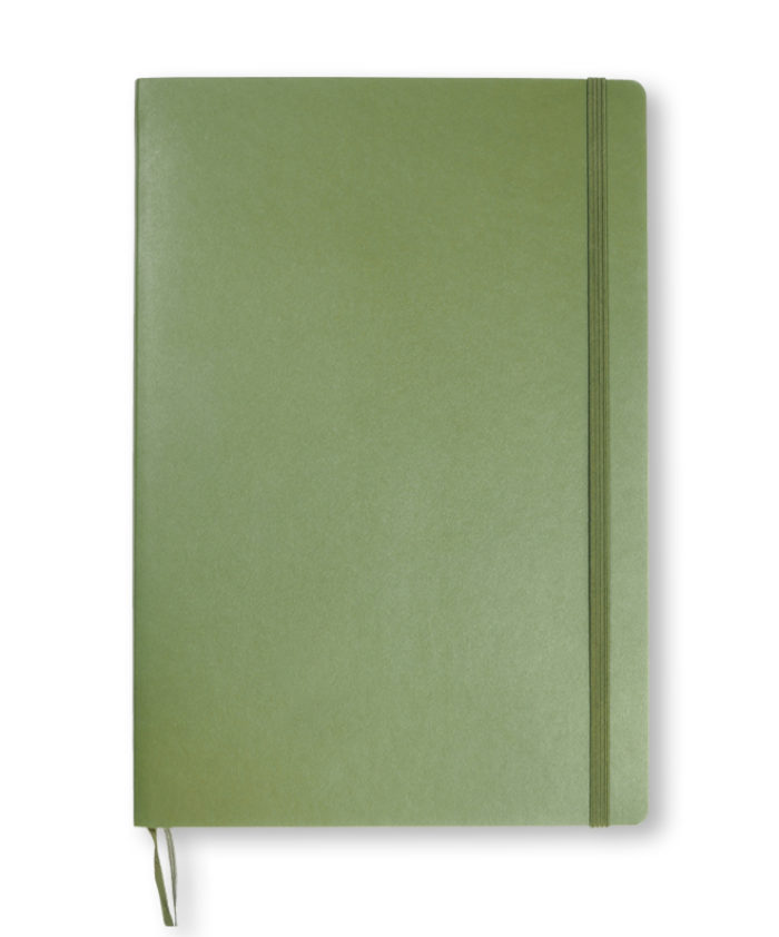 B5 Army Leuchtturm1917 softcover notebook