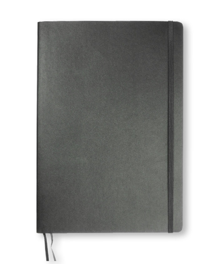 B5 Black Leuchtturm1917 softcover notebook