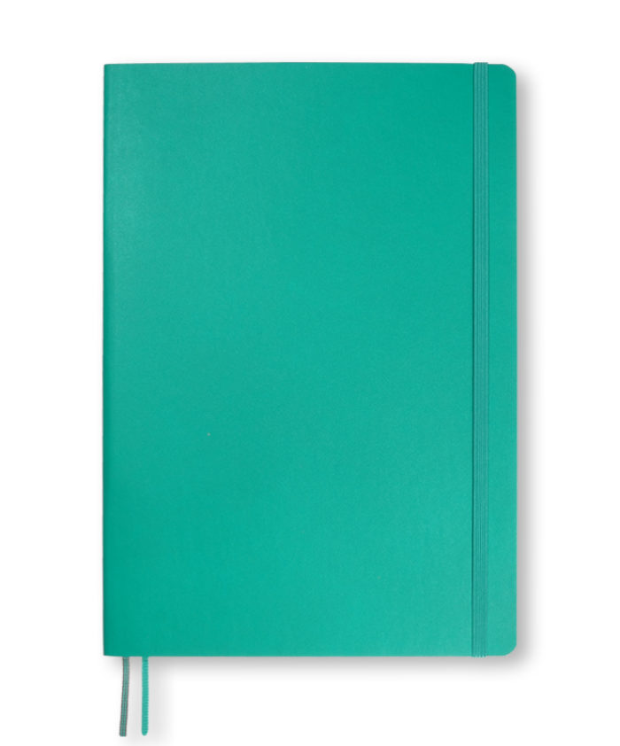 B5 Emerald Leuchtturm1917 softcover notebook