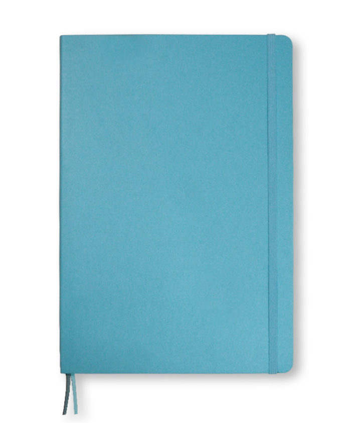 B5 Ice Blue Leuchtturm1917 softcover notebook