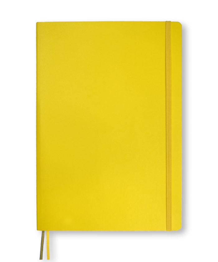B5 Lemon Leuchtturm1917 softcover notebook