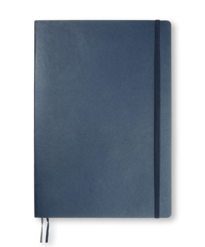 B5 Navy Leuchtturm1917 softcover notebook