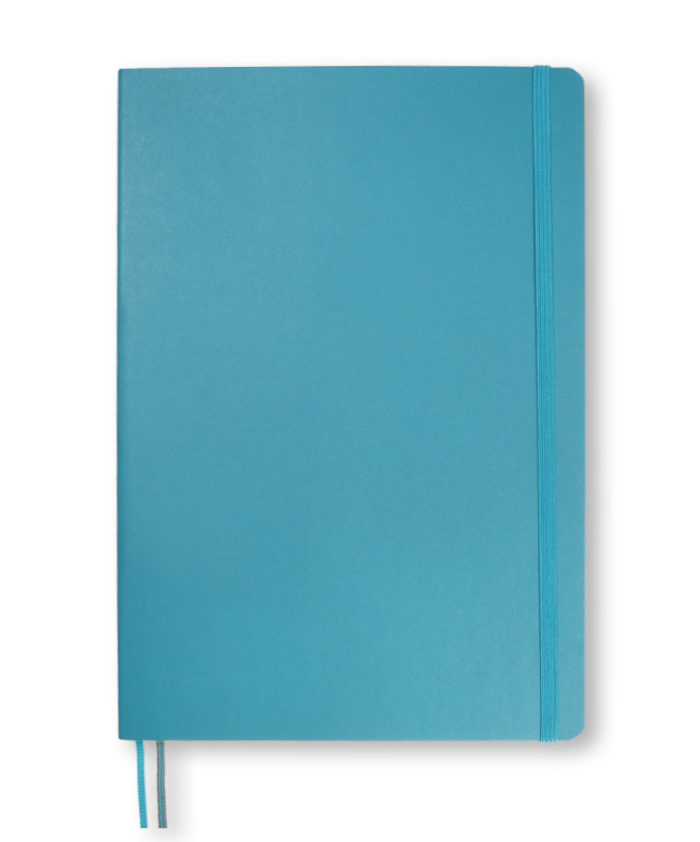 B5 Nordic Blue Leuchtturm1917 softcover notebook