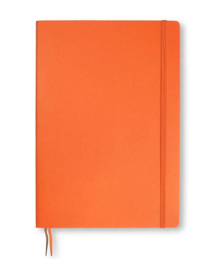 B5 Orange Leuchtturm1917 softcover notebook