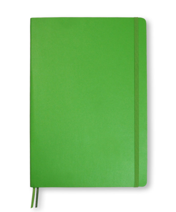 B5 Fresh Green Leuchtturm1917 softcover notebook